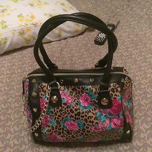 Handbags - Betsy Johnson purse, trade for  @esalati